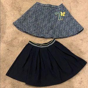 Zara girl skirts